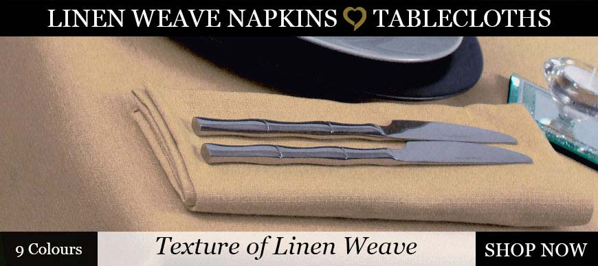 Irish Linen Tablecloths