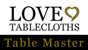 Love Tablecloths Table Master Tablecloths